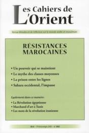 Cahiers De L'Orient N.102 ; (Printemps 2011) - Couverture - Format classique