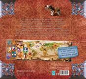 Le voyage merveilleux d'Adèle - 4ème de couverture - Format classique
