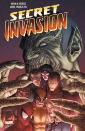 Secret invasion - Couverture - Format classique