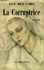 La Corruptrice. - Couverture - Format classique
