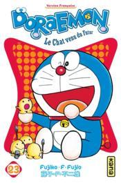 Doraemon t.23 - Couverture - Format classique