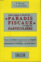 Guide Critique Et Selectif Des