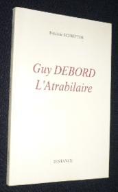 Guy Debord L'Arbitraire - Couverture - Format classique