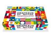 Drapeaux du monde - Couverture - Format classique