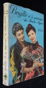 Brigitte et le printemps de Marie-Agnès - Couverture - Format classique