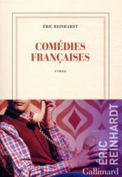 Comédies françaises - Couverture - Format classique