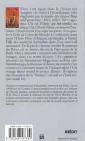 La Forteresse De La Perle - 4ème de couverture - Format classique