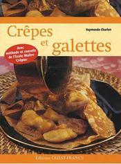Crêpes et galettes - Intérieur - Format classique