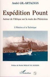 Expedition Pount ; Autour De L'Afrique Sur La Route Des Pheniciens - Intérieur - Format classique