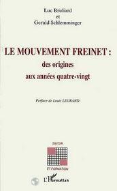 Le Mouvement Freinet - Intérieur - Format classique