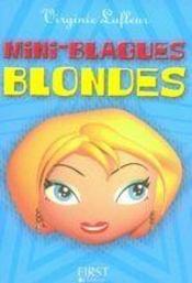Mini-blagues blondes - Intérieur - Format classique
