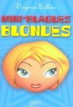 Mini-blagues blondes - Couverture - Format classique