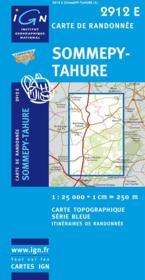 Sommepy-Tahure - Couverture - Format classique