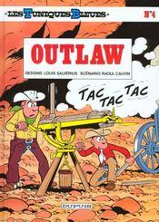 Les tuniques bleues t.4 ; outlaw - Intérieur - Format classique