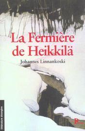 La Fermiere De Heikkila - Intérieur - Format classique