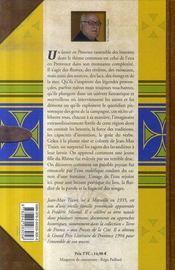Un lavoir en provence et autres histoires - 4ème de couverture - Format classique