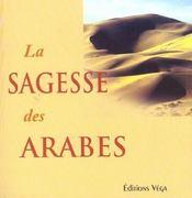 La sagesse des arabes - Intérieur - Format classique
