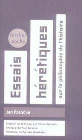 Essais hérétiques sur la philosophie de l'histoire - Intérieur - Format classique