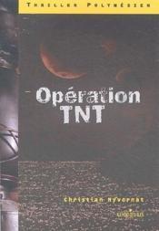 Opération TNT - Couverture - Format classique