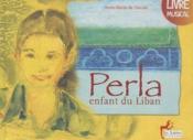 Perla, enfant du Liban - Couverture - Format classique