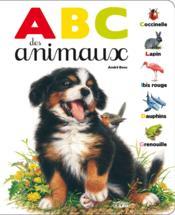 ABC des animaux - Couverture - Format classique