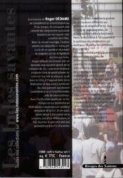 Syndicat Du Livre Cgt - 4ème de couverture - Format classique