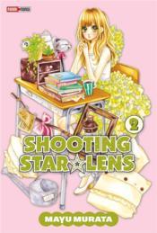 Shooting star Lens T.2 - Couverture - Format classique