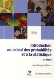 Introduction au calcul des probabilités et à la statistique (2e édition) - Couverture - Format classique