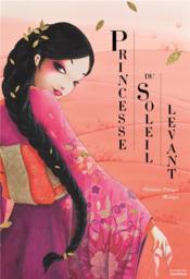 Princesse du Soleil Levant - Couverture - Format classique