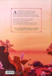 Princesse du Soleil Levant - 4ème de couverture - Format classique