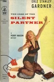 The Case Of The Silent Partner - Couverture - Format classique
