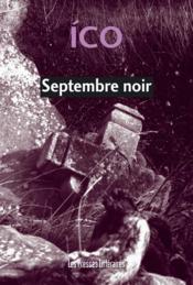 Septembre noir - Couverture - Format classique