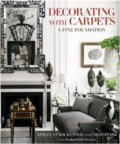 Decorating with carpets - Couverture - Format classique