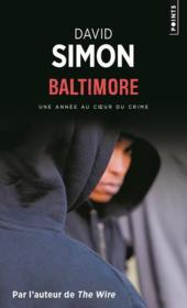 Baltimore ; une année au coeur du crime - Couverture - Format classique