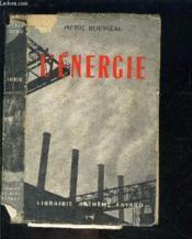 L Energie - Couverture - Format classique
