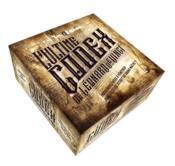 Boîte escape game ; l'ultime codex de Léonard de Vinci ; parviendrez-vous à pénétrer dans l'atelier secret du grand maître ? - Couverture - Format classique