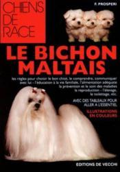 Bichon Maltais - Couverture - Format classique