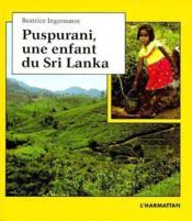 Puspurani, une enfant du Sri Lanka - Couverture - Format classique