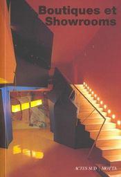 Boutiques et showrooms - Intérieur - Format classique
