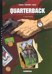 Quarterback t.2 ; Ralph Aparicio - Intérieur - Format classique