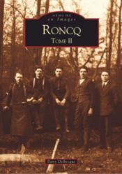 Roncq t.2 - Couverture - Format classique