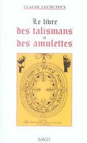 Le livre des talismans et des amulettes - Intérieur - Format classique