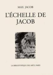 L'echelle de jacob - Couverture - Format classique