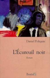 L'Ecureuil Noir - Couverture - Format classique