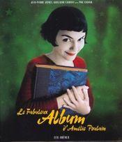 Le fabuleux album d'Amélie Poulain - Intérieur - Format classique