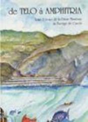 De telo a amphitria t.3 premier ; de la darse missiessy au barrage de carces - Couverture - Format classique