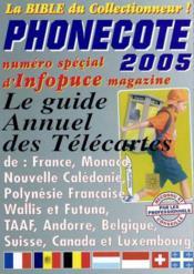 Phonecote (édition 2005) - Couverture - Format classique