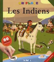 En place les indiens - Intérieur - Format classique