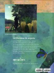 La charmeuse de serpents - 4ème de couverture - Format classique