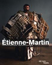 Etienne-Martin - Couverture - Format classique